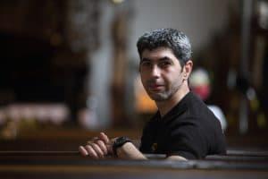 Mohammed Khier Alabdul Razzaq leistete tatkräftige Unterstützung, Foto: Karlheinz Krämer