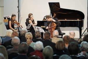 Alexandra Conunova, Lilit Grigoryan und Andrei Ioniță