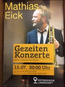 Mathias Eick Plakat