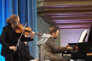 Christian Tetzlaff und Leif-Ove Andsnes