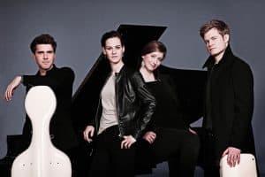 Notos Quartett spielt in Wittmund