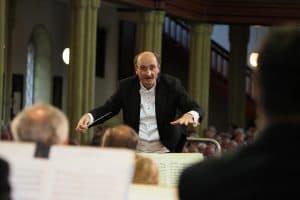 Dirigent Andrew Manze