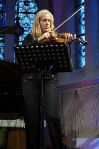 Isabelle van Keulen spielt Tango