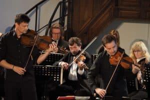 Mozart pur: Volker Jacobsen und Ulf Schneider