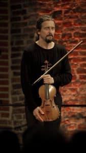 Christian Tetzlaff spielt Bach