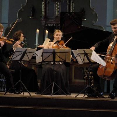 Notos Quartett (Foto: Karlheinz Krämer)