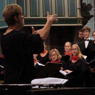 Vocalisti Rostochienses & PercoDuo Rostock (Foto: Karlheinz Krämer)