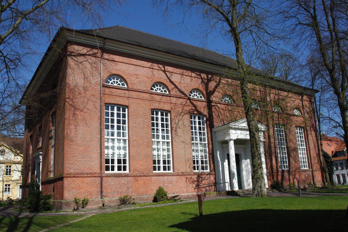 Lambertikirche Aurich, Außenansicht