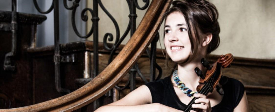 Friederike Luise Arnholdt, Foto: Ina Zabel