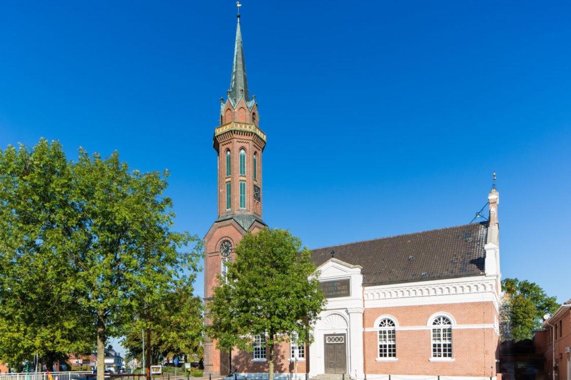 Hoffnungskirche Westrhauderfehn, Foto: fentjer