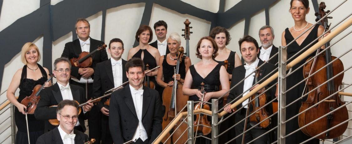 Südwestdeutsches Kammerorchester Pforzheim & Timo Handschuh, Foto: Markus Bechtle