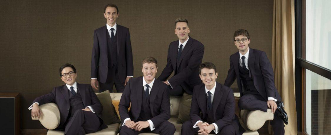 The King's Singers, Foto: Rebecca Reid