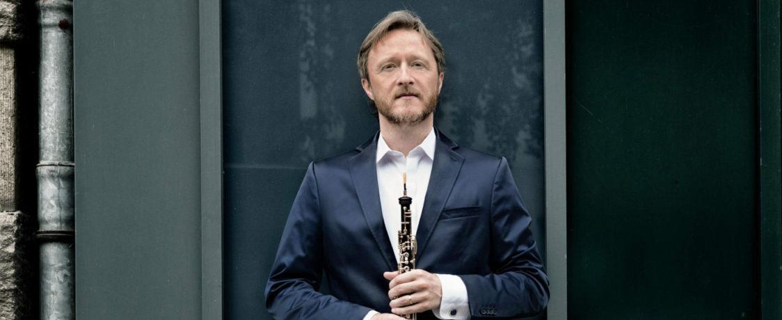 Albrecht Mayer, Foto: Harald Hoffmann/Deutsche Grammophon