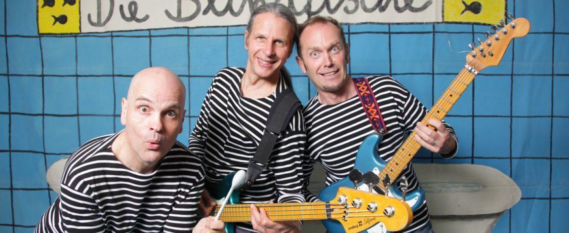 Die Blindfische, © Oldenburger Kindermusikfestival on tour