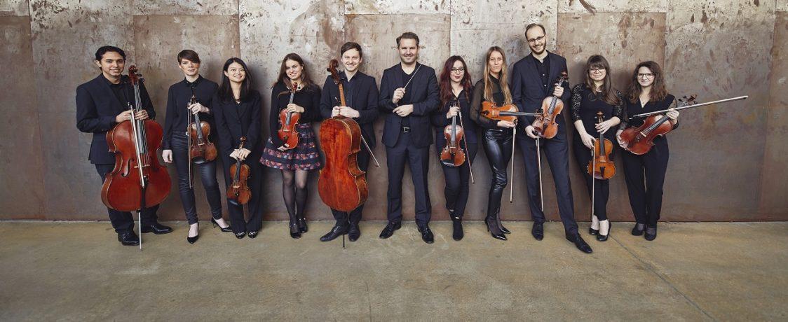 Folkwang Kammerorchester Essen, Foto: Peter Gwiazda