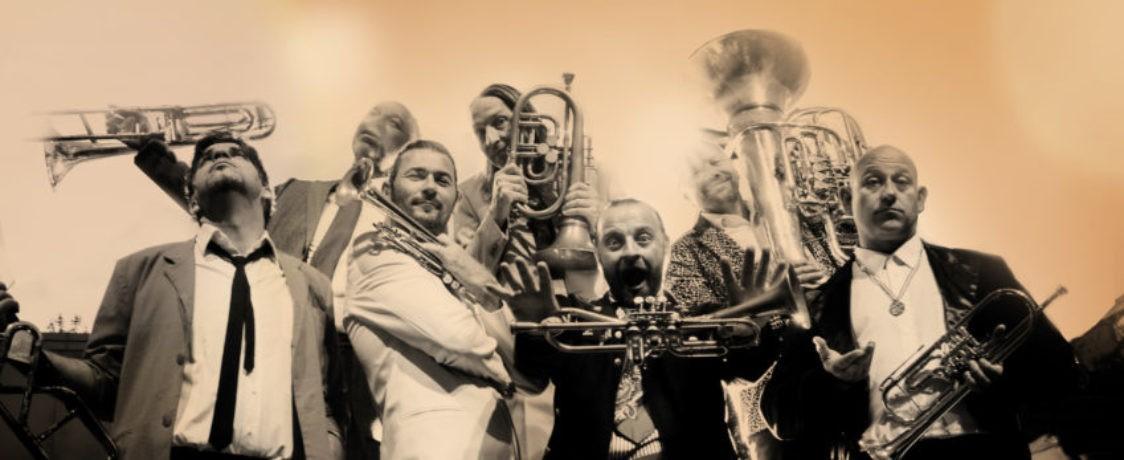 Mnozil Brass, Foto: Daniela Matejschek