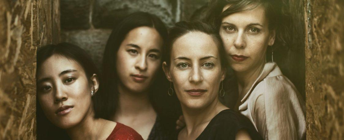 Quatuor Ardeo, Foto: Franziska Strauss