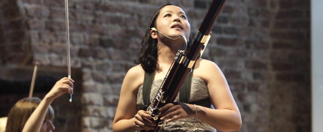 Rie Koyama, Foto: Karlheinz Krämer